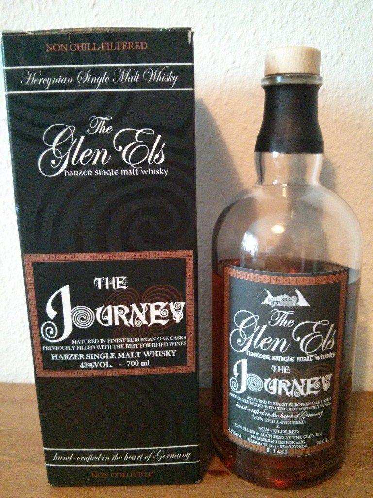 Deutscher Whisky Glen Els aus der Hammerschmiede