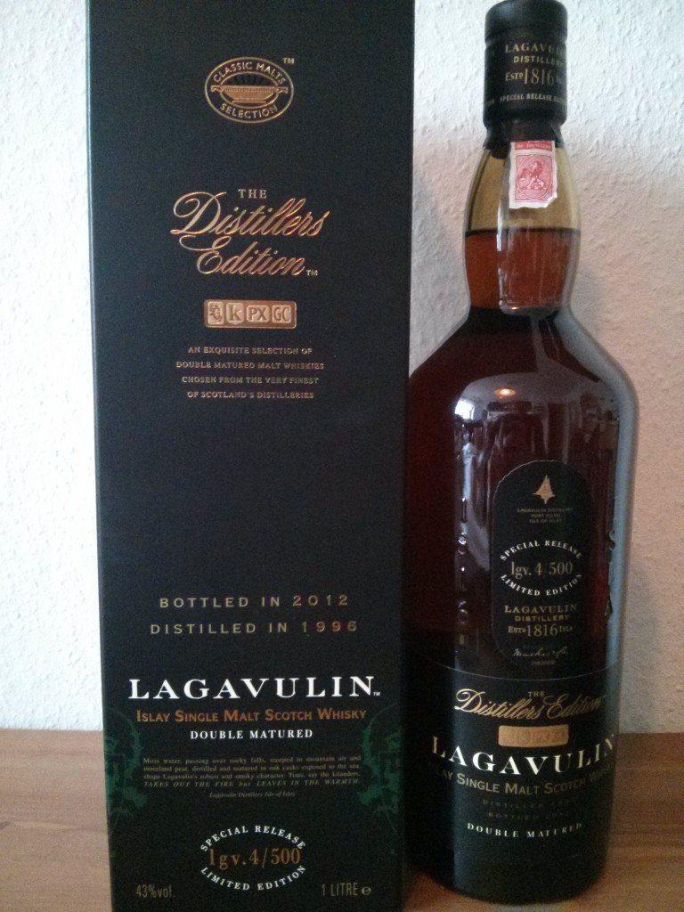 Lagavulin Distiller's Edition Single Malt Scotch Whisky