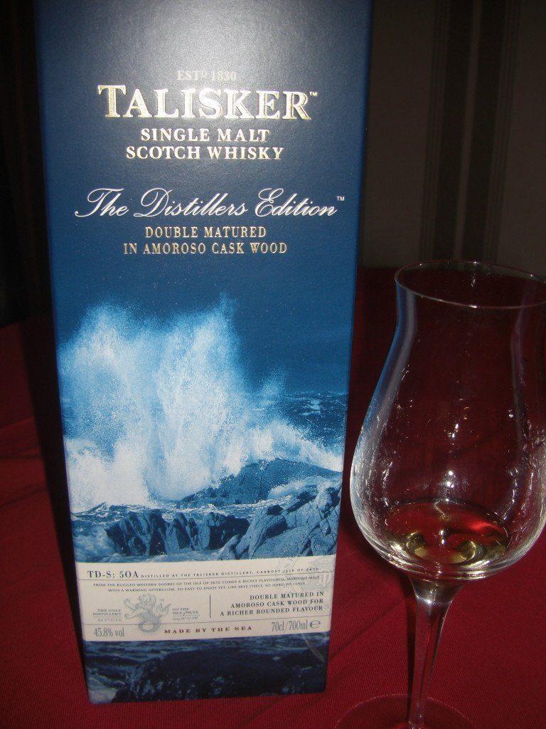 Talisker Distiller'sEdition