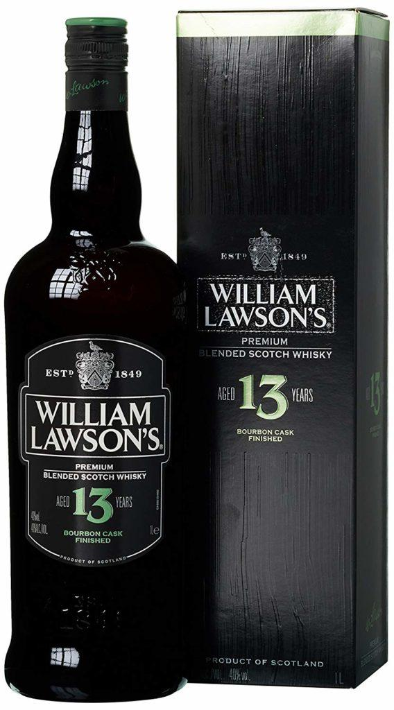 William Lawson's 13 Years Old Premium Blended Scotch Whisky