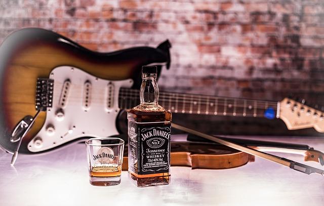 Glas Jack Daniel's