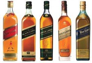 Johnny Walker Familie