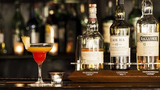 whisky als cocktail